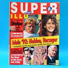 Super Illu 19-1992 | 29.04.1992 Manfred Stolpe Kleinstwagen Michael Schumacher