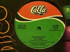 """The Persuaders-Two Women/Count the Ways-Double Vinyl-12""""-45rpm-Calla-CASD602"""