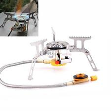 3500W Portable Gas Stove Butane Propane Burner for Camping Hiking Picnic outing