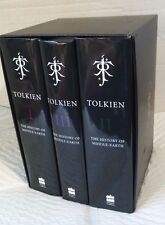 CHRISTOPHER TOLKIEN THE COMPLETE HISTORY OF MIDDLE EARTH Box Set Deluxe Edition