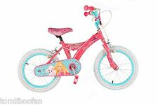 "Barbie 16"" Inch Kids Childrens Bike - Girls Bike*Brand New*"