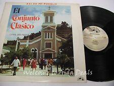 """Tito Nieves, El Conjunto Clasico LP#LMR815 (VG)12"""""""