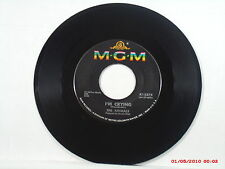 THE ANIMALS -(45)- I'M CRYING / TAKE IT EASY BABY - M-G-M RECORDS - K13274 -1964