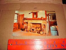 FRANKLIN DANIEL WEBSTER BIRTHPLACE KITCHEN FIREPLACE HOUSE Gun Coal Hatch mantle
