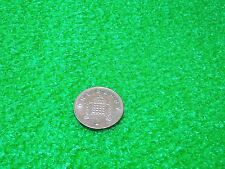Doll House Miniature Textured Green Grass Lawn Railway Accessory 19'' X 13''