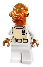 LEGO Minifigure - Star Wars 7754 / 75003 - Admiral Ackbar (NEW)