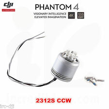 DJI Phantom 4 RC Quadcopter Part 23 2312S Motor Counterclockwise CCW Rotation