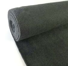 "5 Yards Dark Gray Upholstery  Un-Backed Automotive Trim Carpet 40""x15 Ft Roll US"