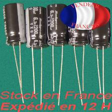 1200uF 6.3V condensateur capacitor X5