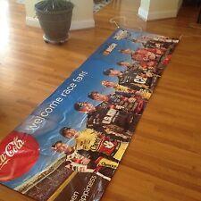 Coca Cola NASCAR Family , Darlington Southern 500, Large Banner . Year 2011