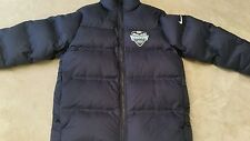 Nike ACG NBC Vancouver 2010 Winter Olympic  down jacket 550 navy  medium NWOT