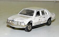 modellino BMW 730 MEBETOYS  1/43 model car toys voiture coche