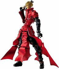 Used In Box Kaiyodo Revoltech Yamaguchi No.91 Trigun Vash the Stampede Figure