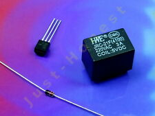 KIT 5V / 220V - 3A RELAIS / RELAY  Arduino MCU PCB #A127