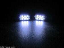 WHITE 5050 SMD LED 4 PODS  & CONTROLLER & 4 KEY REMOTE  FITS HARLEY MOTORCYCLES