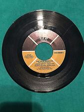 The New Seekers 45 It's a Beautiful Day/Look What They've Done to My Song Elektr