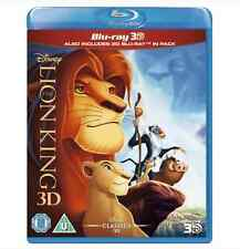Disney The Lion King in 3D   (3D + 2D Blu-ray )