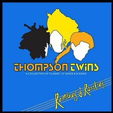 Thompson Twins - Remixes & Rarities: Collection of Classic 12 [New CD] UK - Impo