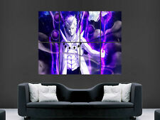 NARUTO OBITO  UCHIHA MANGA  ART HUGE GIANT POSTER PRINT LARGE