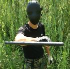 Antiriot Full Protection Safety Impact Resistance Face Mask Airsoft Paintball