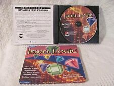 Jewel Logic - 2008 - The Classic Style Jewel Matching Game for Windows