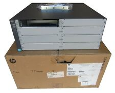 HP Aruba 5406R zl2 switch chassis ( NO MODULES, FAN TRAY or POWER SUPPIES)