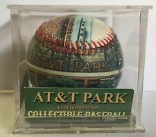 NEW AT&T PARK Stadium Limited Edition Collectible Baseball Unforgettaball!