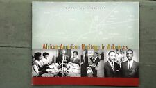 AFRICAN-AMERICAN HERITAGE IN ARKANSAS booklet Heritage and Civil Rights Pathways