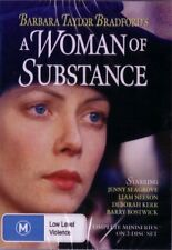 A WOMAN OF SUBSTANCE -2 DISCS - BRADFORD TAYLOR NEW DVD FREE LOCAL POST