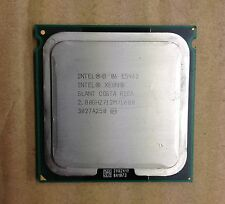 INTEL XEON E5462 QUAD CORE PROCESSOR 2.80GHZ/12M/1600 (SLANT) SOCKET LGA771