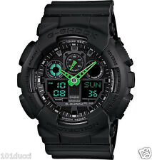 """BRAND NEW"" Men's Casio-Watch G Shock # GA100C-1A3"