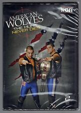 Ring of Honor - American Wolves - The Hunt Never Dies - 2 Disc Set
