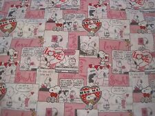 "OOP! ""SNOOPY VALENTINE COMIC"" - RELEASED 2012 - FQ - 18""X22"""
