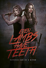 EVEN LAMBS HAVE TEETH MANIFESTO TERRY MILES KIRSTEN PROUT TIERA SKOVBYE