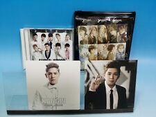 CD SUPER JUNIOR JAPAN Sexy, Free & Single hero E.L.F Limited Photo card Kangin