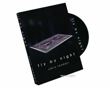 Fly By Night by Chris Randall Magic Trick Floating Close Up Card Magic Trick NEW