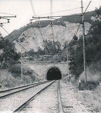 MODANE c. 1935 -Tunnel Ferroviaire du Mont Cenis Savoie  DIV8310