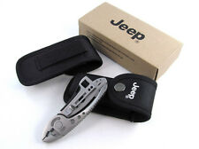JEEP multi-function pliers outdoor knife multi-purpose wrench multi-purpose tool