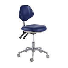 PU Leather Medical Dental Dentist's Chair Doctor's Stool Mobile Chair QY500-1