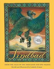 Sindbad: From the Tales of the Thousand and One Nights-ExLibrary