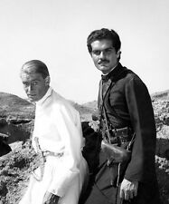 PETER O'TOOLE & OMAR SHARIFF UNSIGNED PHOTO - 8376 - LAWRENCE OF ARABIA