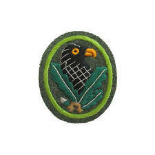 WW2 Repro New GERMAN SNIPERS BADGE 3RD CLASS Green Embroidered Army Award Patch