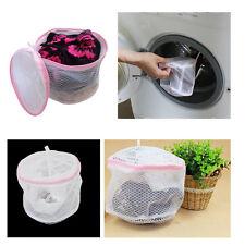 1X Laundry Nylon Mesh Washing Bag Basket for Bra Lingerie Baby Underwear Sock