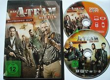 DAS A-TEAM - DER FILM __  EXTENDED CUT  __ 2 DVD + Digital Copy __ NEESON COOPER