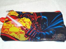 NEW STAR WARS  PENCIL CASE POUCH