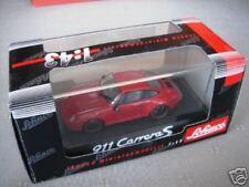 RARE SCHUCO PORSCHE 911 993 CARRERA S DARK RED 1:43 NEW BOXED 1 OF 500
