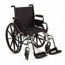 Invacare 9000 SL LIGHTWEIGHT WHEELCHAIR WHEEL CHAIR 18""