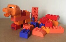 Lego Duplo 3513 FUNNY LION (Retired Set from 2003) 100% Complete but unboxed