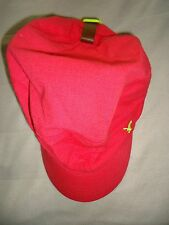 Adult  One Size Red American Eagle Logo Cap