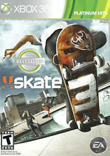 Skate 3 Platinum Hits  Xbox 360 game - NEW & FACTORY SEALED